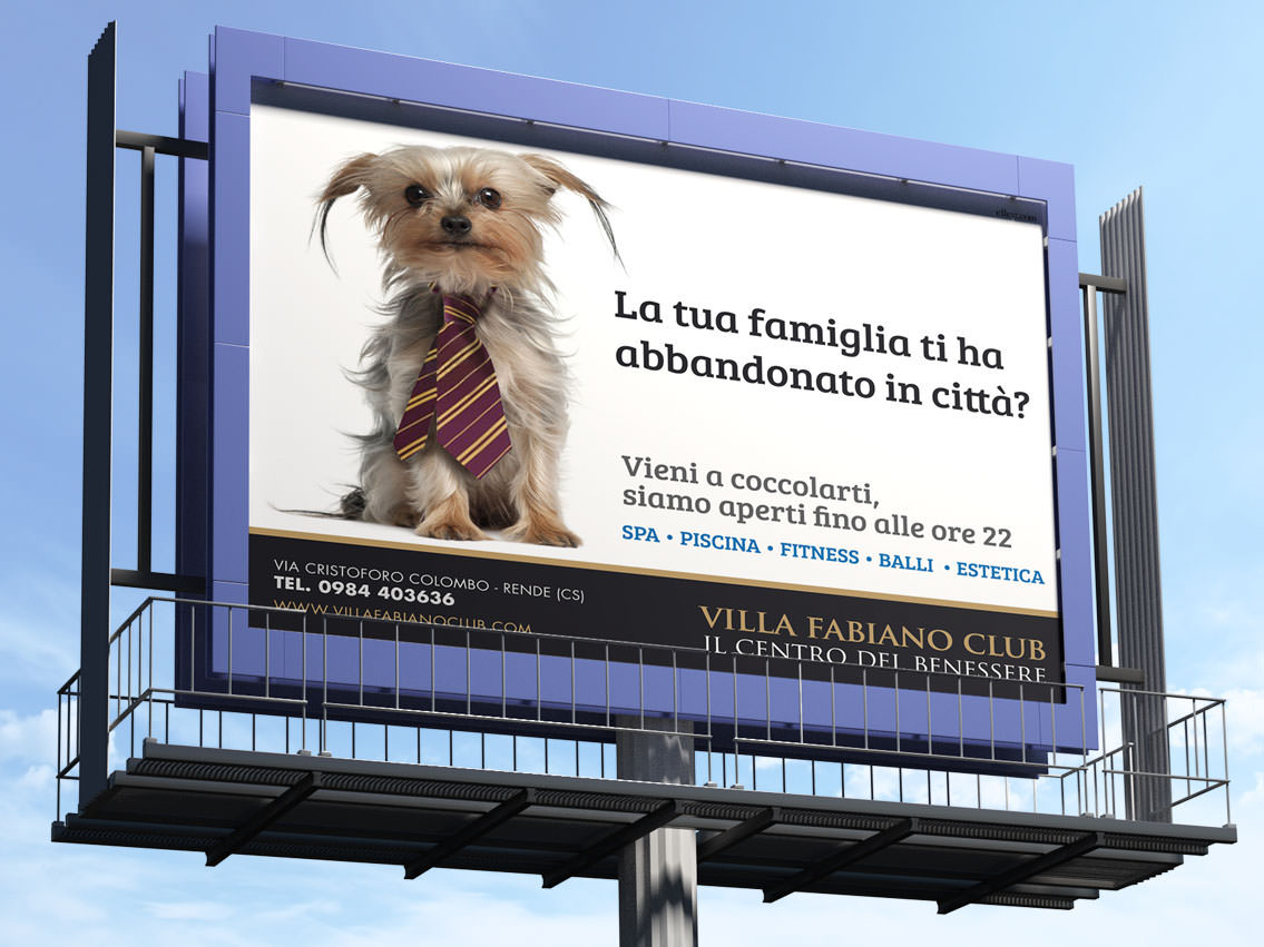 Campagna outdoor Villa Fabiano Club