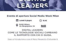 Social Media WeeK. Al via la settimana del digitale a Milano