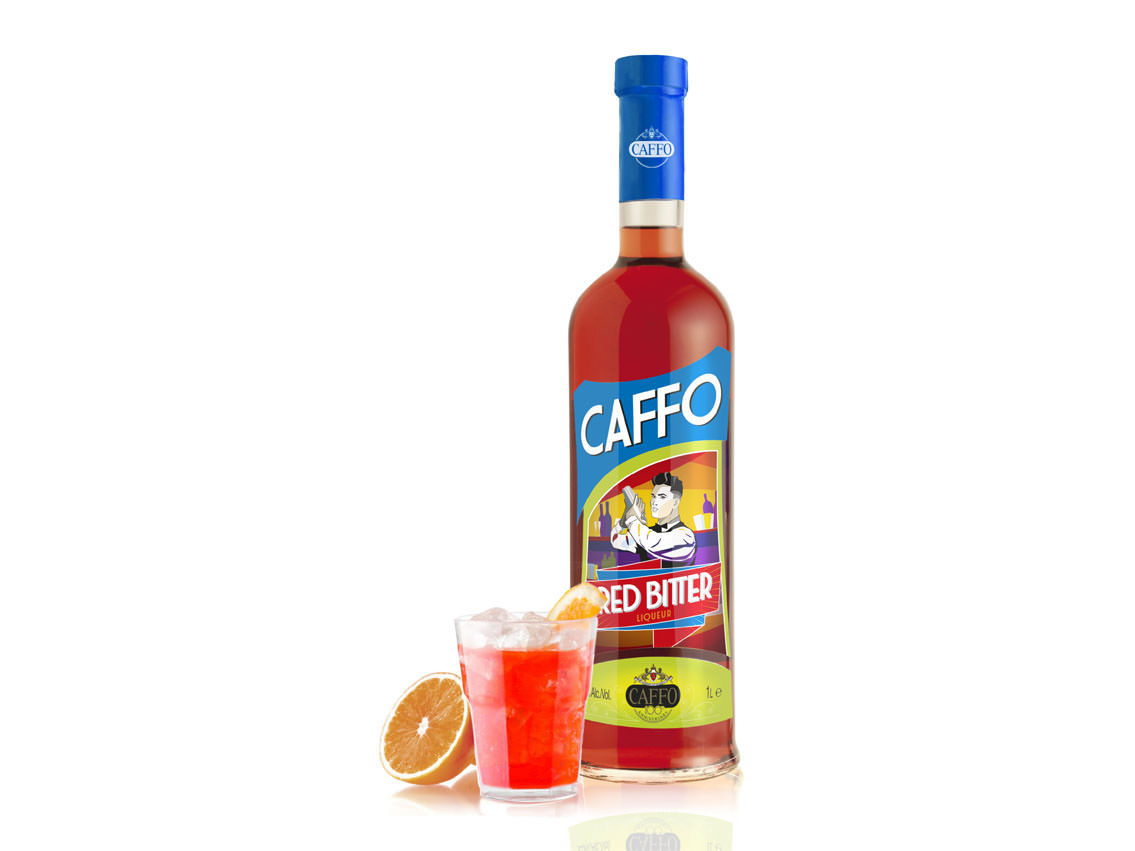 Caffo Red Bitter